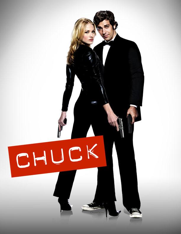 Chuck Season 3 Keyart / NBC