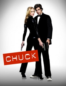 Chuck returns January 10 on NBC