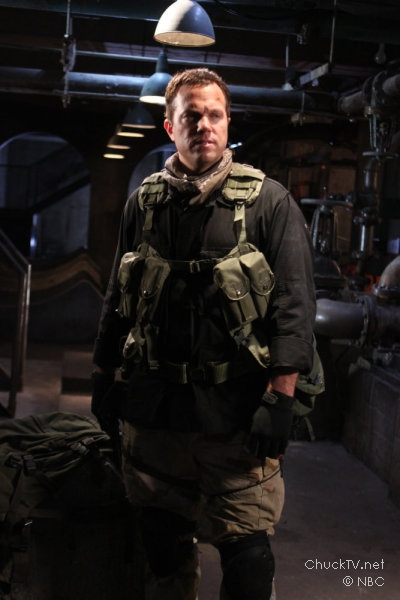 Adam Baldwin as John Casey