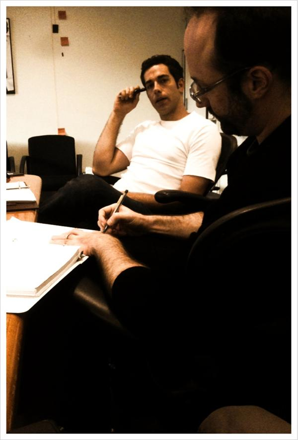 Zachary Levi directs Chuck episode 4.10