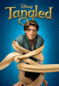 Zachary Levi voices Flynn in Disney's Tangled