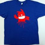 Win a de Blob 2 t-shirt from THQ & ChuckTV.net!