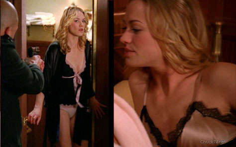 Sarah's lingerie in
