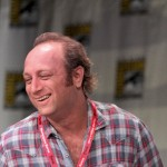 Scott Krinsky at the Chuck Comic Con 2011 panel