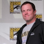 Adam Baldwin at the Chuck Comic Con 2011 panel