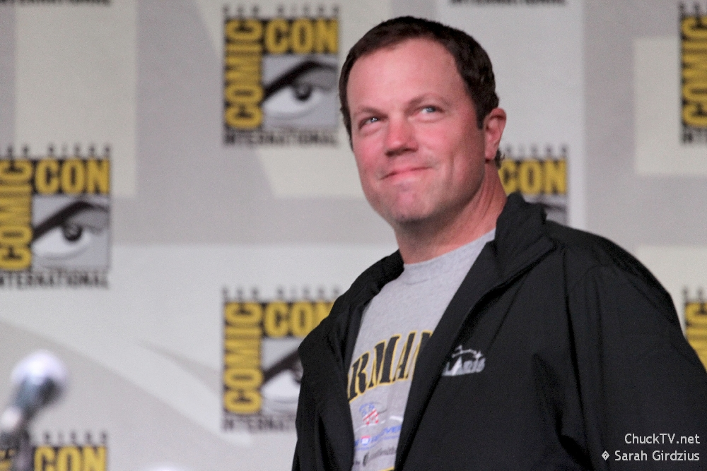"Adam Baldwin Sails ""The Last Ship"" for TNT"