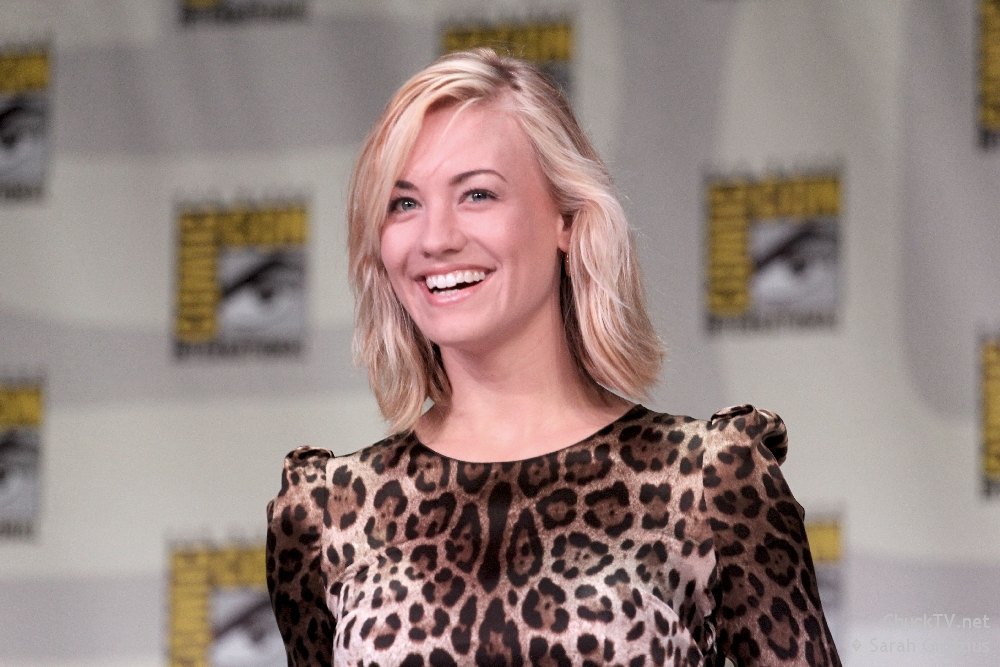 Yvonne Strahovski to Attend Comic Con with DEXTER
