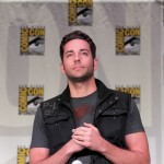 Zachary Levi at the Chuck Comic Con 2011 panel