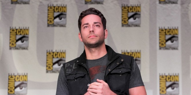 Zachary Levi Plays Games on 'Hollywood Game Night'