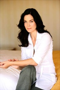 Carrie-Anne Moss joins Chuck season 5