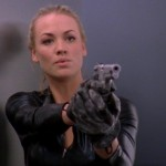 "Sarah's gloves from ""Chuck vs. the Other Guy"""