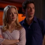 "Sarah's pink top from ""Chuck vs. the Role Models"""