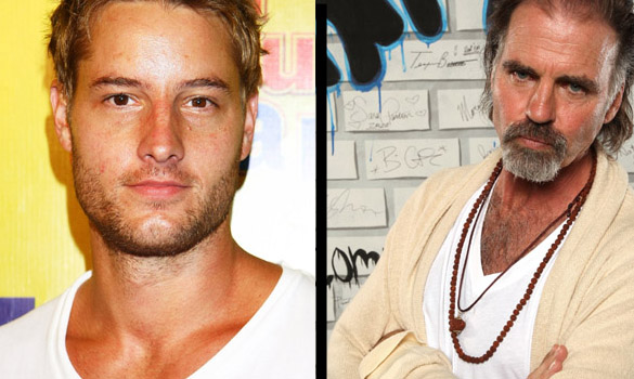 Justin Hartley and Jeff Fahey to Guest in Chuck Season 5