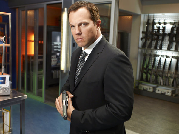 Adam Baldwin Chats with CNN About Chuck, Firefly, Fandom