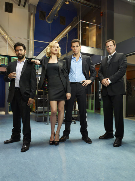 Chuck Fashion: Season 5 Is Alive!