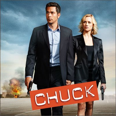 PHOTO: Season 5 Keyart with Chuck & Sarah