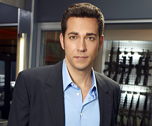 Zachary levi chuck season 3