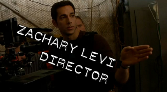 VIDEO: Zachary Levi, Director