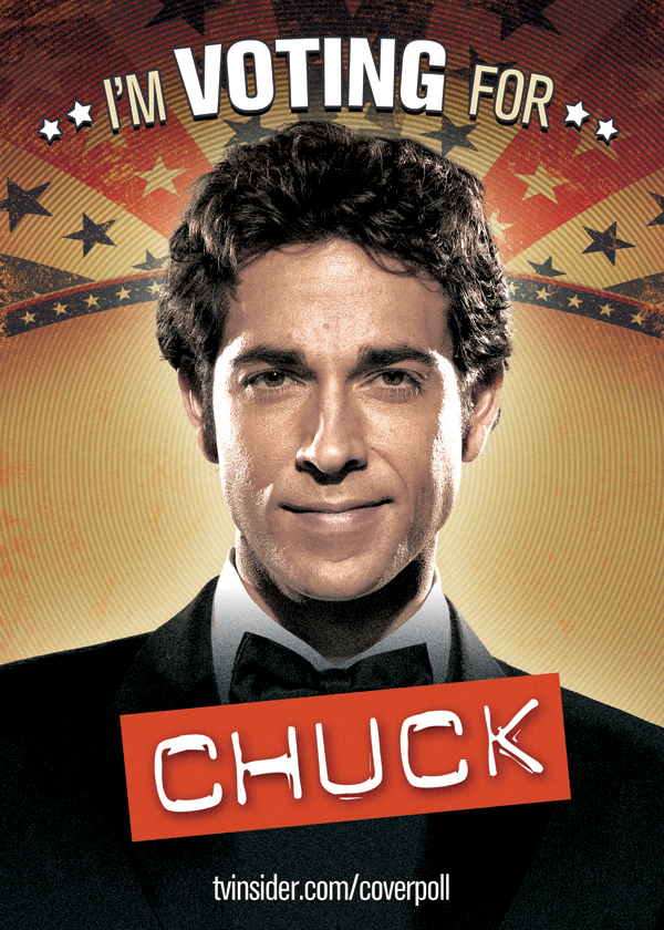 Vote for Chuck in the TV Guide fan favorite poll