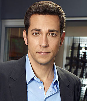 Zachary Levi to Appear on Leno