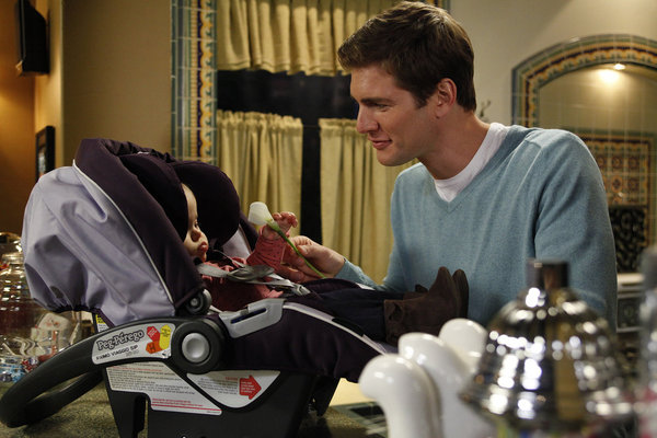 "PHOTOS: ""Chuck vs. the Baby"""