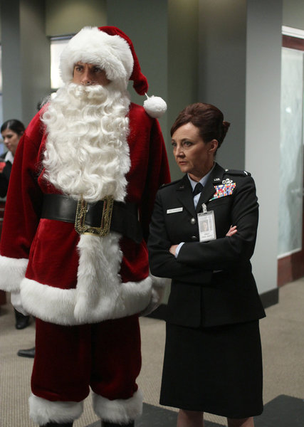 Chris Fedak & Zachary Levi Talk Chuck's Christmas Villain (PHOTO)