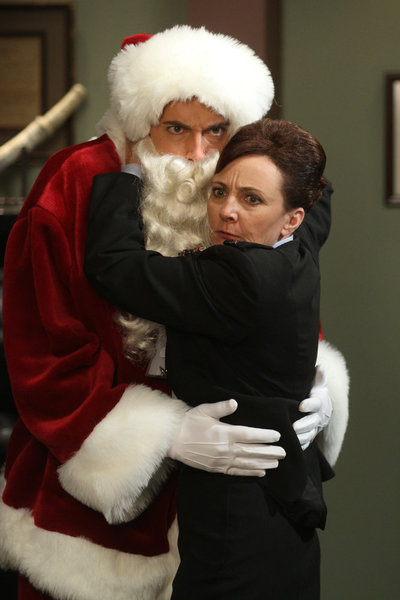 "VIDEOS: 2 Sneak Peeks at ""Chuck vs. the Santa Suit"""