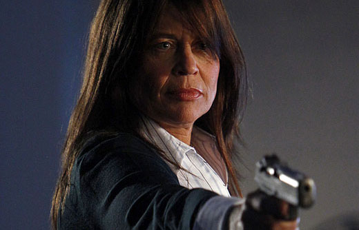 Linda Hamilton Returns for Chuck Series Finale