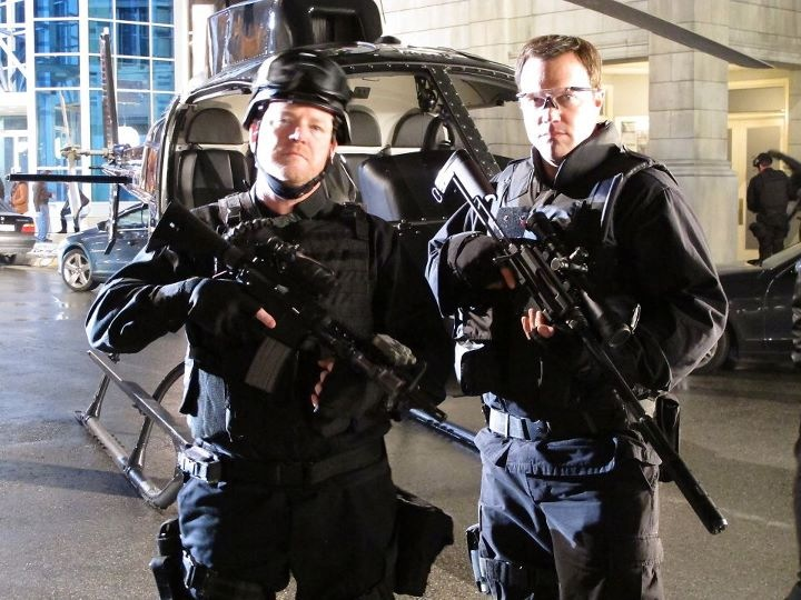 PHOTO: Robert Duncan McNeill Cameos in Chuck Finale