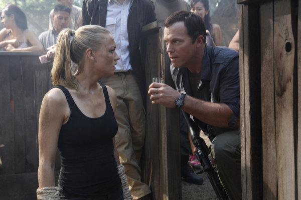 Chuck Final Countdown: Adam Baldwin & Yvonne Strahovski on Saying Goodbye & Looking Ahead