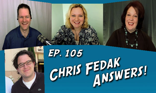Chuck vs. the Podcast 105: Chris Fedak Answers!