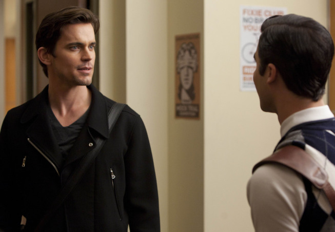 REMINDER: Matt Bomer Guest Stars (and Sings!) on GLEE Tonight