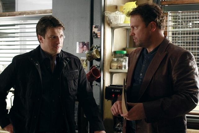 Adam Baldwin to Return to 'Castle'