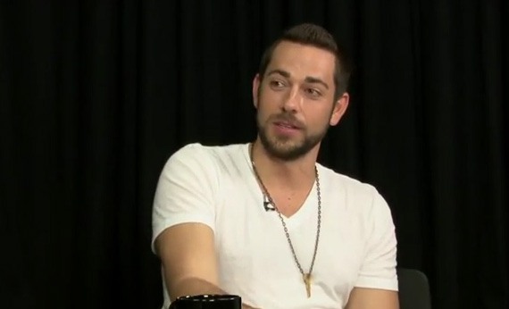 VIDEO: Zachary Levi Talks Thor 2 and Nerd HQ