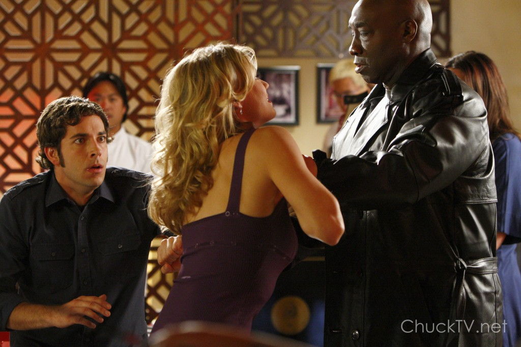 Chuck Guest Star Michael Clarke Duncan Has Passed Away