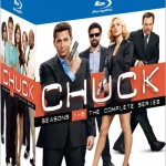 Chuck: The Complete Series (Blu-ray)