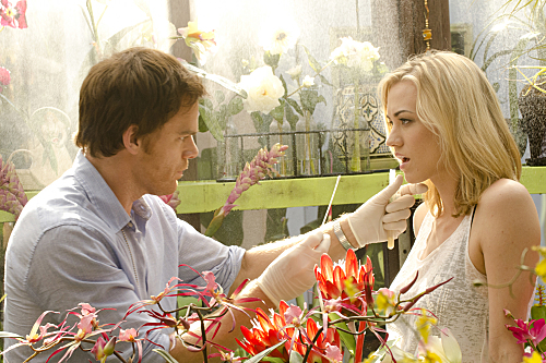 VIDEO: Yvonne's First Big Scene on DEXTER