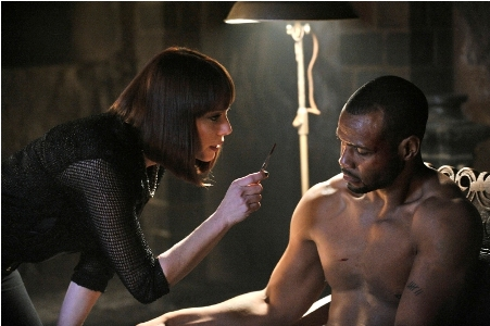 Isaiah Mustafa Guests on NIKITA Tonight {PHOTOS}