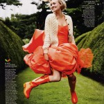Yvonne in O Magazine