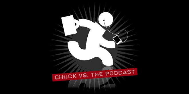 Chuck vs. the Podcast Turns 5!