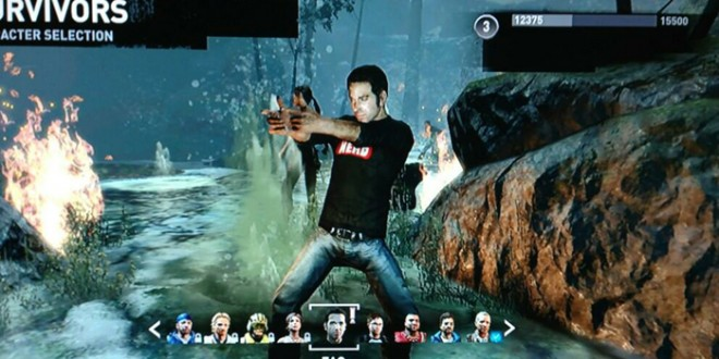 Play As Zachary Levi in the New TOMB RAIDER