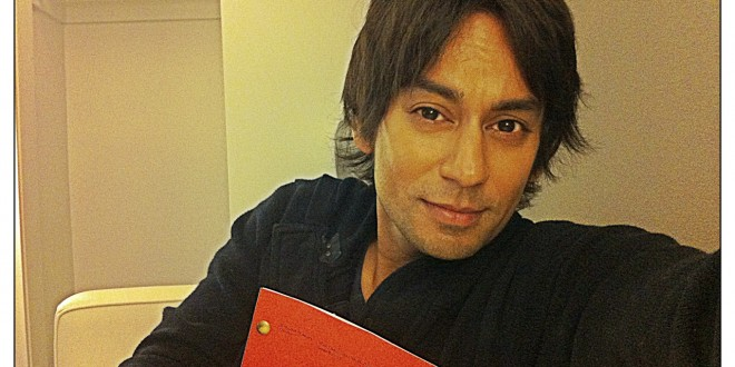 Almost Exclusive: Vik Sahay to Guest on THE MENTALIST, Recur on SEAN SAVES THE WORLD