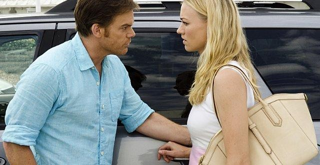 PHOTO: Yvonne Strahovski in the DEXTER Series Finale