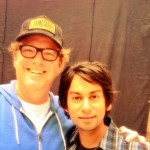 Robert Duncan McNeill and Vik Sahay - The Mentalist