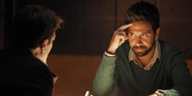 First Look: Joshua Gomez in CASTLE