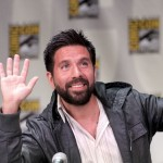 Joshua Gomez at Comic Con 2011