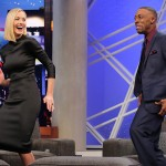 VIDEO: Yvonne Strahovski Visits 'The Arsenio Hall Show'