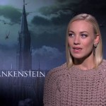 VIDEO: Yvonne Strahovski and Aaron Eckhart Discuss 'I, Frankenstein'