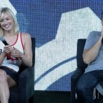 Watch: Yvonne Strahovski and Zachary Levi at Nerd HQ 2014