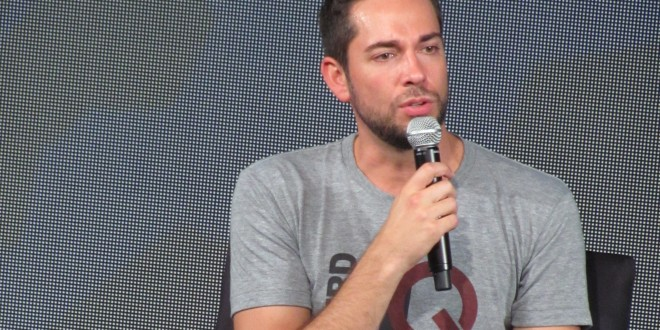 Zachary Levi to Host 'Geeks Who Drink' Game Show